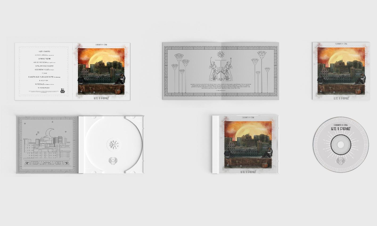 CD Loto y Papiro