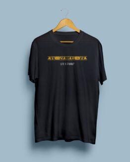Camiseta Loto y papiro - Guerrita & Ciclo